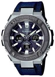 Наручные <b>часы CASIO GST</b>-<b>W330AC</b>-<b>2A</b> — купить по низкой цене ...