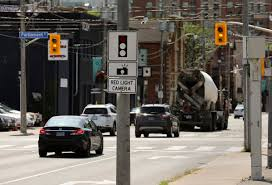 Alberta Red Light Ticket After Long Wait Ontario Is Set To Allow Photo Radar On