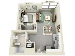... Apartment Floor Plans. Mezzo Design Lofts Studio