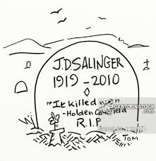 Catcher In The Rye Quotes Enchanting Holden Caulfield Cartoons And Comics Funny Pictures From CartoonStock