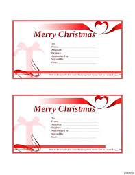 Gift Voucher Free Template Free Template For Gift Certificate Free Template Gift Card Onweb Pro