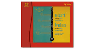 <b>MOZART</b> / BRAHMS <b>Clarinet quintet</b> | OVERVIEW | ESOTERIC ...