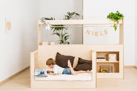 all in one furniture. Transformable Kids Furniture Kid\u0027s Wooden Baby Crib Toddler Bed All In One