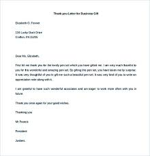 35+ Thank You Letter Template