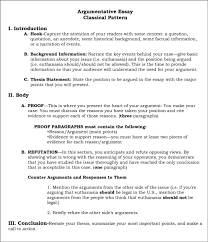 writing argumentive essays how to write an argumentative essay planning