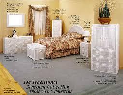 Luxury White Wicker Bedroom Set Transform Inspirational Bedroom