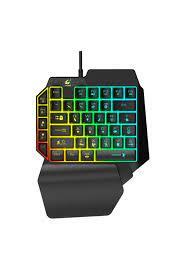 MOTOSPEED Yeni Pubg Pc Gamer Adanmış Tek El Klavye 39 Tuş Ergonomik Oyun  Tek El Fps Dock Oyun Klavyesi Fiyatı, Yorumları - TRENDYOL