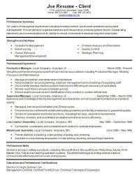 Warehouse Skills Examples 75 Images Warehouse Worker Resume