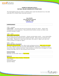 Skills A Sales Associate Should Have Retail Sales Associate Templates At Allbusinesstemplates Com