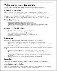 Qa Tester Resume Sample Sample Resume For Engineer Or Software