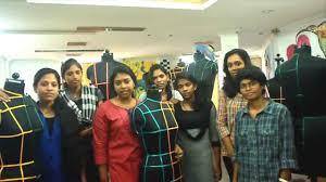 Nirmala College Chalakudy Fashion Designing Ensemble 2014 Team 6 Nirmala College Of Fashiontechnology Thrissur