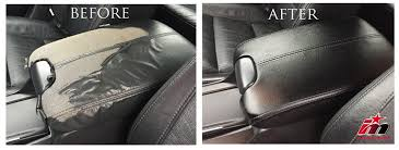 does your vehicle need leather or vinyl repair interior magic of atlanta