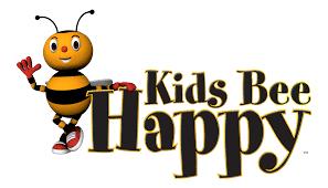 Kids Bee Happy Logo http://www.kidsbeehappy.co.uk   kids logos ...