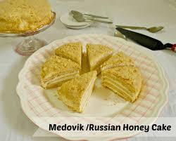 MEDOVIK RUSSIAN HONEY CAKE BP Challenge Ghezaeshiriin