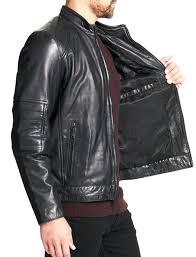 pelle studio leather jacket zoom images rn 69426