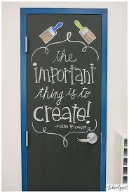 Perfect Classroom Door Colorful And Creative From Schoolgirl Style With Inspiration Decorating
