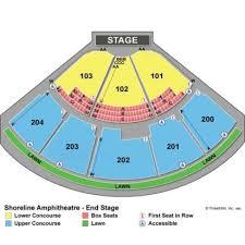 Shoreline Amphitheatre Seating Chart Box Seats Tampa Amphitheatre Seating Chart