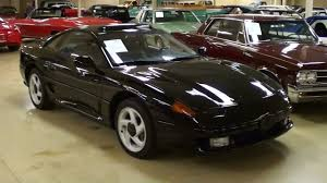 1992 Dodge Stealth 1991 Dodge Stealth R T Twin Turbo Awd Youtube