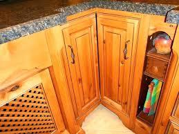 corner cabinet lazy susan alternative corner cabinets