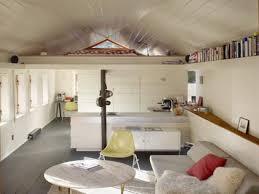 Attractive Basement Studio Apartment Design Ideas