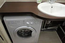 washing machine in bathroom ideas
