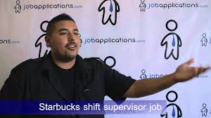 starbucks interview shift supervisor starbucks interview shift supervisor