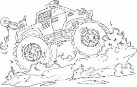 Small Picture monster jam printable coloring pages maxd truck monster jam