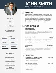 Attractive Resume Samples 24 Beautiful Photos Of Most Attractive Resume Format Resume Sample 1