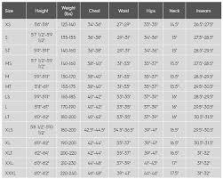 Wetsuit Size Chart Mens Quiksilver Wetsuit Size Chart Moment Surf Company