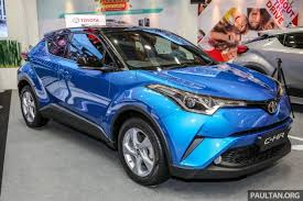2018 toyota chr price. pricing for the thai-import toyota c-hr has been confirmed, at rm145,500 before insurance. official price is identical to estimated that was 2018 chr m