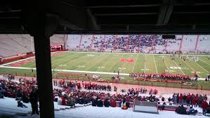Nebraska Football Field Seating Chart Nebraska Football Memorial Stadium Seating Chart