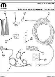 2006 jeep commander lift gate wiring diagram wiring library 2 2 call out description parts quantity 1 tie wrap nylon 6 9 supplied in backup camera jeep commander grand
