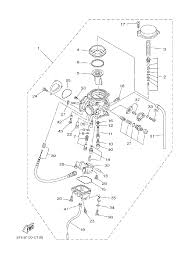 2006 yamaha kodiak 450 4wd yfm45fav carburetor parts best oem