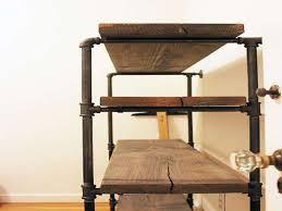 stand alone shelves. Diy Industrial Shelving This Is An Awesome Idea Stand Alone Shelves