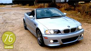 Coupe Series 2001 bmw 325i tire size : 2003 BMW M3 Convertible: The Jalopnik Review