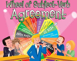 Subject And Verb Agreement Anchor Chart Subject Verb Agreement Akhlis Blog