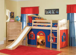 Kids Bunk Bed I Kids Bunk Beds With Slide  Youtube Within Kids Bunk Bed  With