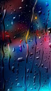 5s wallpaper,water,blue,rain,sky,drop ...