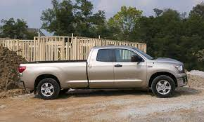 Toyota also updated the trd sport. 2009 Toyota Tundra Double Cab 001 Toyota Usa Newsroom