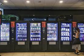 Vending Machine Code For Change Cool SPH Buzz Store Has First QR Code Vending Machines Here