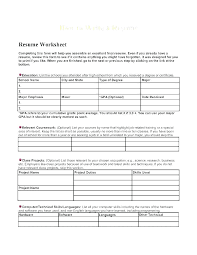 All Resume Format Free Download Resume Format Download Simple Resume Format Download In Ms Word May