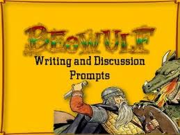best beowulf lesson plans and activities for success images  beowulf themes 3 writing and discussion prompts each