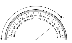 printable protractor with ruler. protractor, 140 degrees printable protractor with ruler l