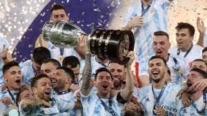 الأرجنتين تفوز بكأس كوبا أمريكا - youmlife