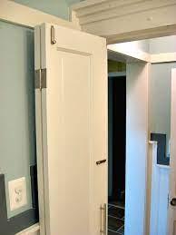 Making A Bi Fold Door From An Existing Wood Door
