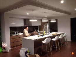 skylight over kitchen bench - don't do similar bulkhead
