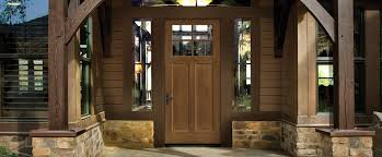 it was a bold innovation for the home building market when therma tru introduced an entryway door that looked as beautiful as wood but performed with the