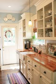 Kitchen Fabulous Off White Country Kitchen Cabinets Cabinet