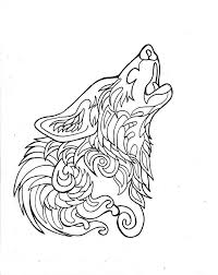 Wolf Coloring Pages Printable Beautiful Printable Wolf Color Page