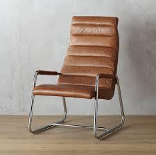 modern leather chair. Terreno Leather Chair Modern N